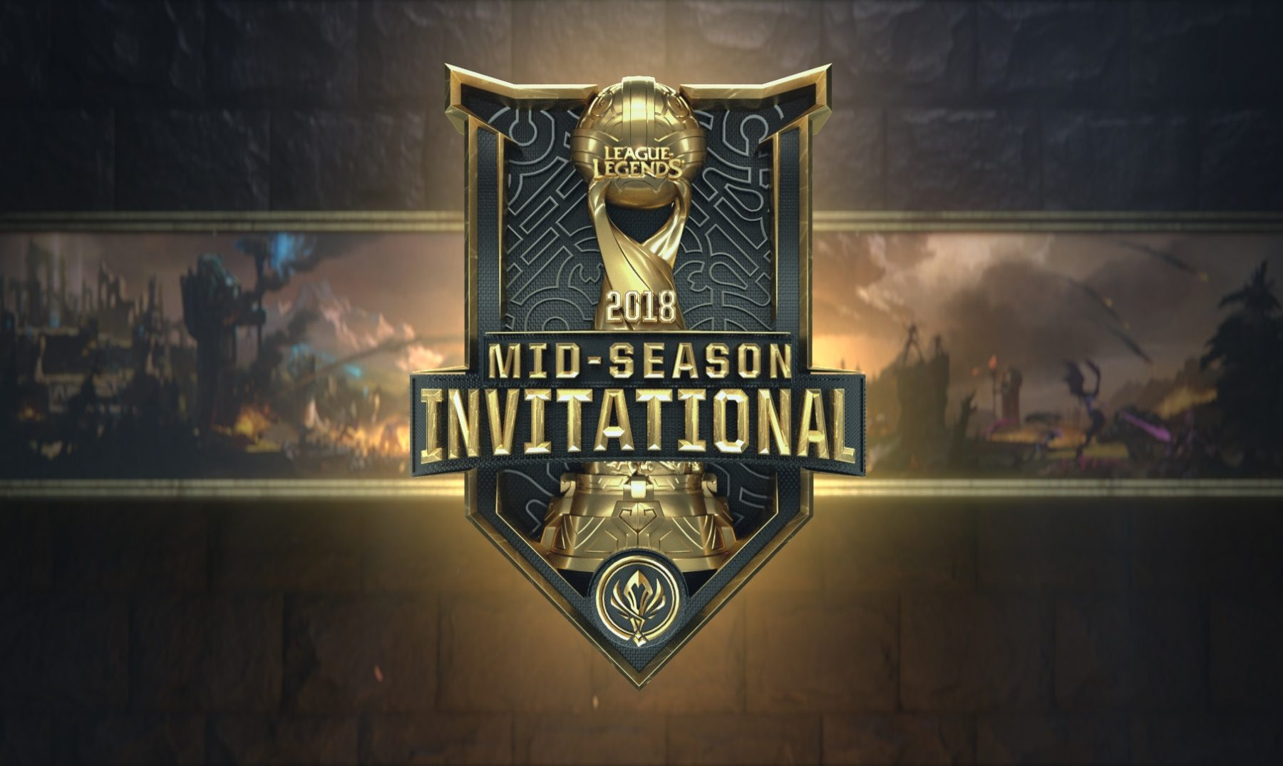 League of Legends Platige Image Mid-Season Invitational 2018 5