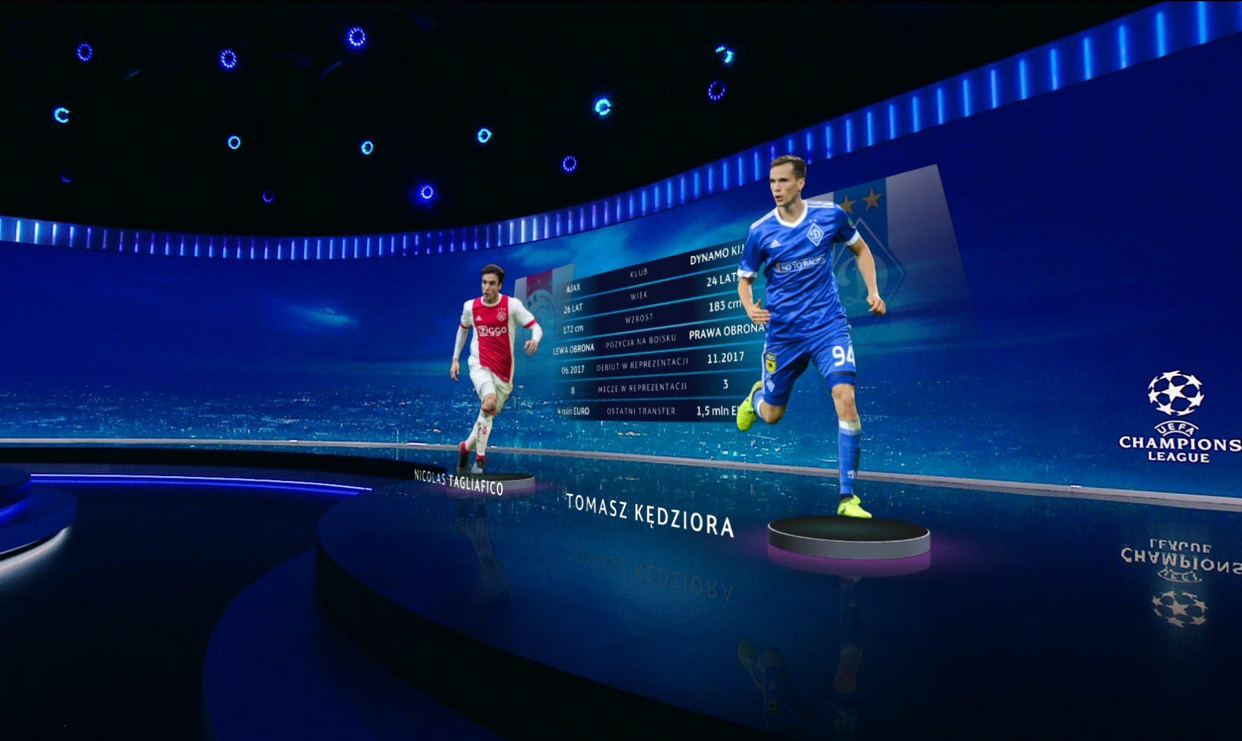 Champions League 2018 2019 Polsat Sport 3